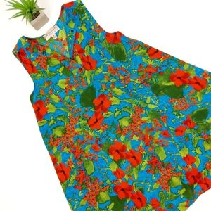 Philosophy Floral Tunic Dress Size XS